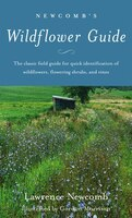 Book Newcomb's Wildflower Guide by Lawrence Newcomb