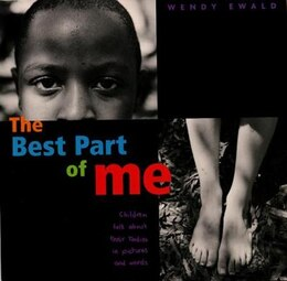 Book The Best Part of Me: Children talk about their bodies in pictures and words by Wendy Ewald