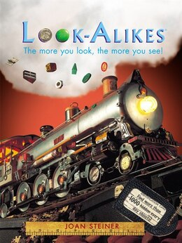 Book Look-Alikes: The More You Look, the More You See! by Joan Steiner