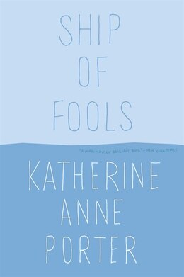 Book Ship of Fools by Katherine Anne Porter