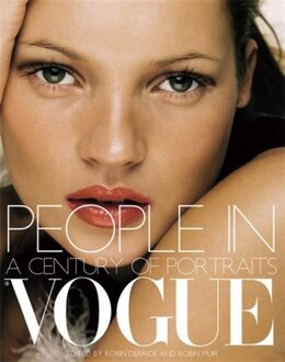 Book People In Vogue by Contributors Undefined Hachette Uk