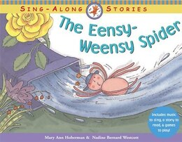 Book The Eensy-Weensy Spider by Mary Ann Hoberman