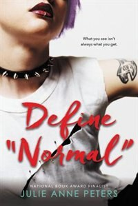 "Book Define ""normal"" by Julie Anne Peters"