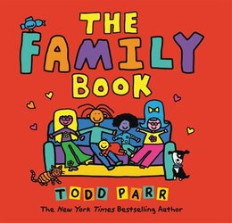 Book The Family Book by Todd Parr