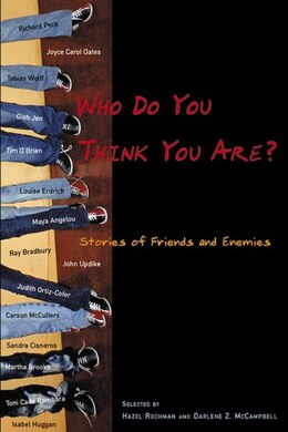 Book Who Do You Think You Are?: Stories of Friends and Enemies by Hazel Rochman