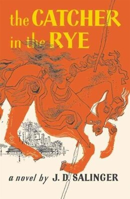 Book The Catcher in the Rye by J.D. Salinger