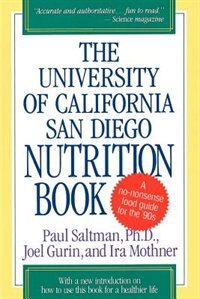 The University of California San Diego Nutrition Book: Univ Of California San Diego N