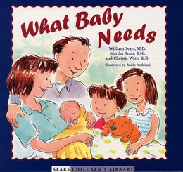 Book What Baby Needs by William Sears