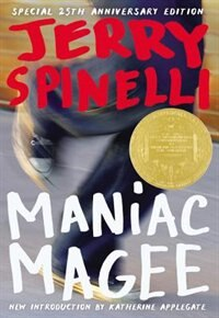 Book Maniac Magee by Jerry Spinelli