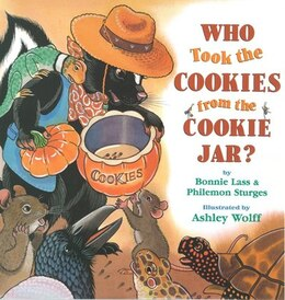 Book Who Took The Cookies From The Cookie Jar? by Bonnie Lass