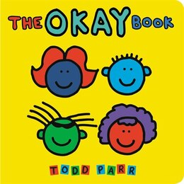 Book The Okay Book by Todd Parr