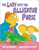 The Lady With The Alligator Purse: Purse