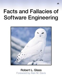 Book Facts and Fallacies of Software Engineering by Robert L. Glass