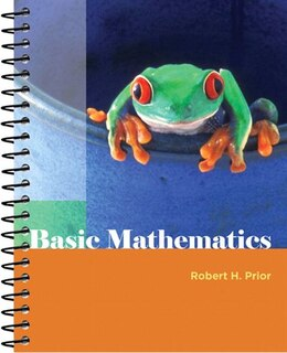 Book Basic Mathematics by Robert Prior