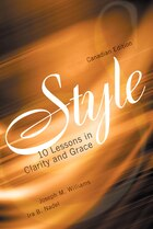 Style: Ten Lessons In Clarity And Grace, Canadian Edition
