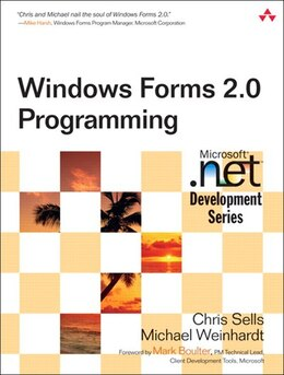 Book Windows Forms 2.0 Programming by Chris Sells
