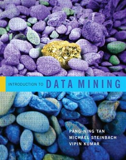Book Introduction to Data Mining by Pang-Ning Tan