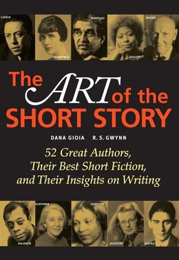 Book The Art Of The Short Story by Dana Gioia