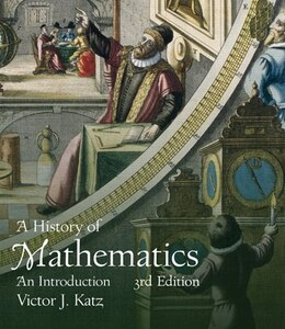 Book A History of Mathematics by Victor J. Katz