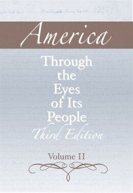Book America through the Eyes of Its People, Volume 2 by Mike M Pearson Education