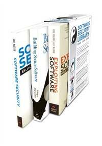 The Software Security Library Boxed Set