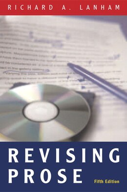 Book Revising Prose by Richard A. Lanham