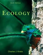 Ecology: The Experimental Analysis of Distribution and Abundance