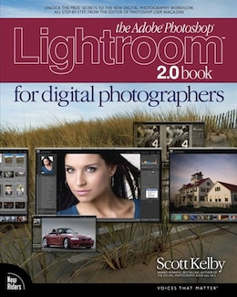 Book The Adobe Photoshop Lightroom 2 Book for Digital Photographers by Scott Kelby