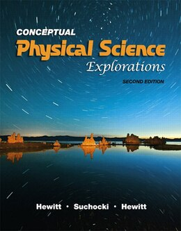 Book Conceptual Physical Science Explorations by Paul G. Hewitt