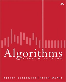 Book Algorithms by Robert Sedgewick