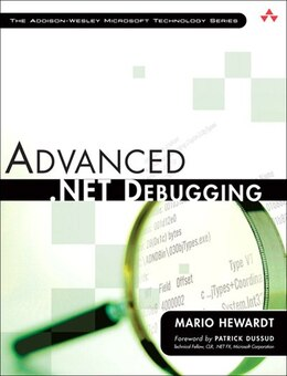 Book Advanced .NET Debugging by Mario Hewardt