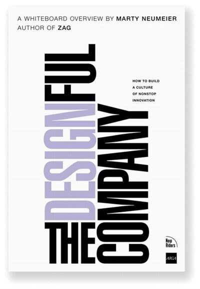 The Designful Company: How to build a culture of nonstop innovation by Marty Neumeier