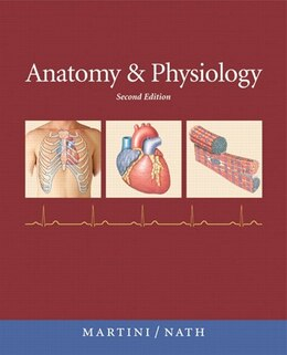 Book Anatomy & Physiology With Ip-10 by Frederic H. Martini