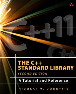 Book The C++ Standard Library: A Tutorial and Reference by Nicolai M. Josuttis