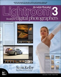 Book The Adobe Photoshop Lightroom 3 Book for Digital Photographers by Scott Kelby