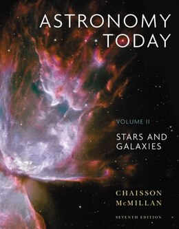 Book Astronomy Today Volume 2: Stars and Galaxies by Eric Chaisson