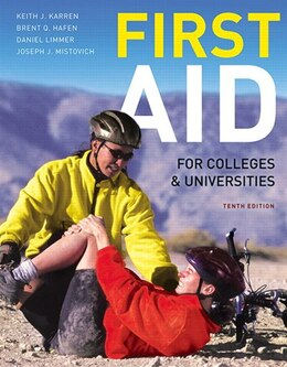 Book First Aid for Colleges and Universities by Keith J. Karren