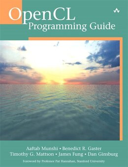 Book OpenCL Programming Guide by Aaftab Munshi