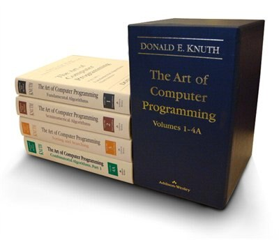 The Art of Computer Programming, Volumes 1-4A Boxed Set by Donald E. Knuth