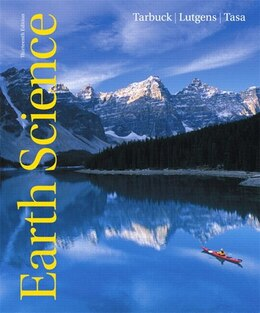 Book Earth Science Plus Masteringgeology With Etext -- Access Card Package by Edward J. Tarbuck