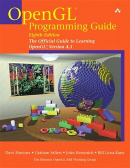 Book OpenGL Programming Guide: The Official Guide To Learning Opengl, Version 4.3 by Dave Shreiner