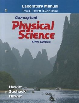 Book Laboratory Manual For Conceptual Physical Science by Paul G. Hewitt