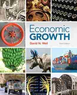 Economic Growth: International Edition de David Weil