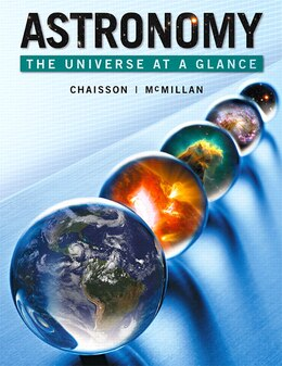 Book Astronomy: The Universe At A Glance by Eric Chaisson