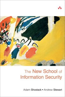 Book The New School of Information Security by Adam Shostack
