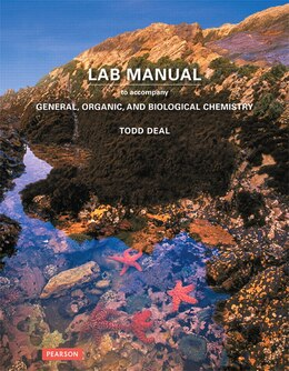 Book Laboratory Manual For General, Organic, And Biological Chemistry by S. Todd Deal