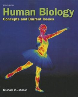 Book Human Biology: Concepts And Current Issues by Michael D. Johnson