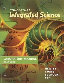 Book Lab Manual For Conceptual Integrated Science by Paul G. Hewitt