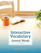 Interactive Vocabulary Plus Myreadinglab -- Access Card Package