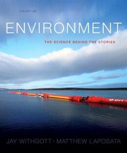 Book Environment: The Science Behind The Stories by Jay H. Withgott